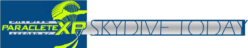Skydive Paraclete XP - Raeford, NC