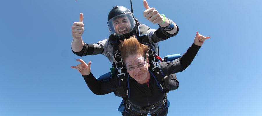 skydiving nc
