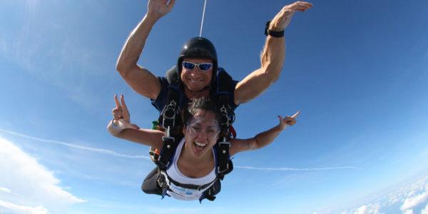 skydiving Raleigh