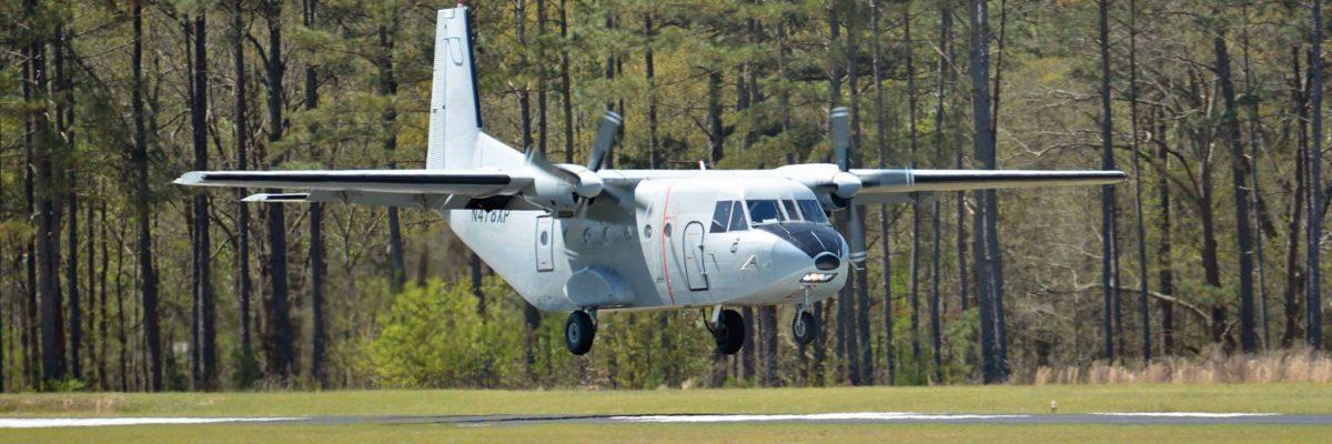 Skydive Paraclete XP Casa 212 Aircraft