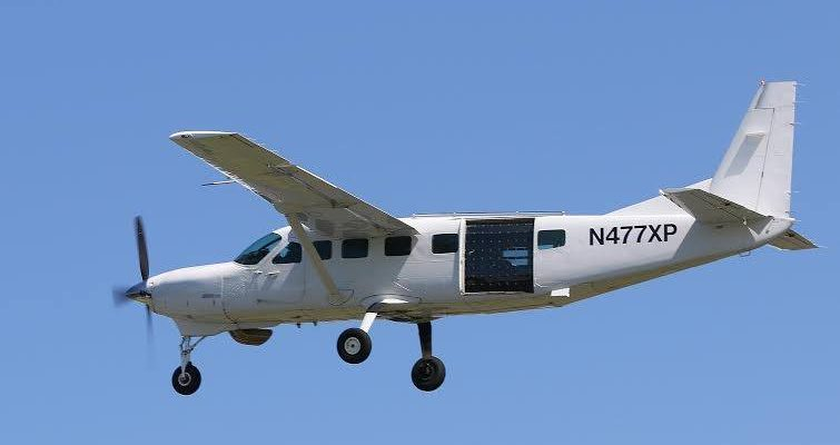 Skydive Paraclete XP Cessna Grand Caravan