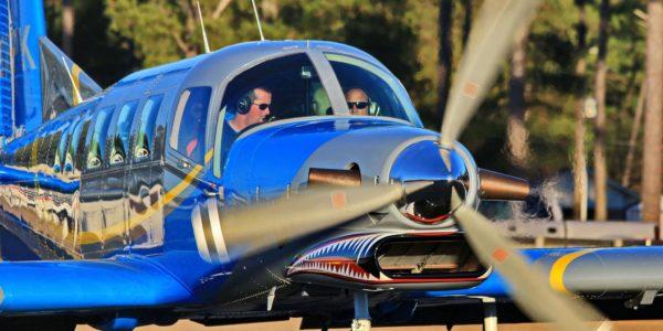 Skydive Paraclete XP PAC 750 Aircraft