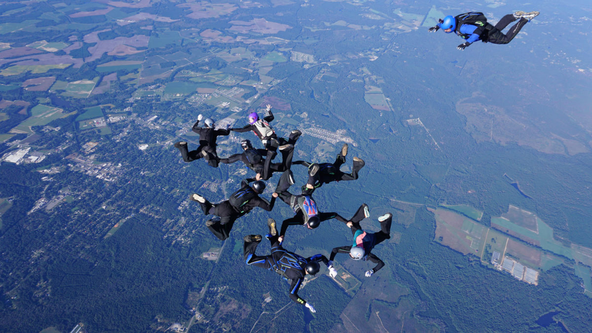 Why I Can't Bring My GoPro when I go Skydiving