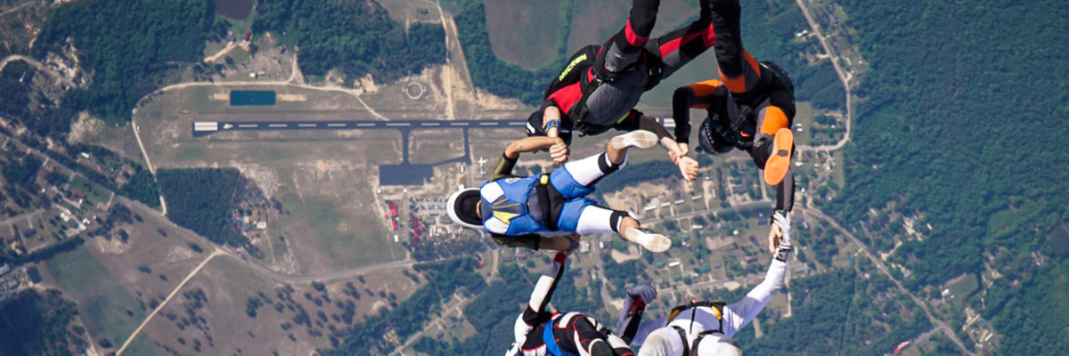 Skydiving FAQ | Skydiving North Carolina | Skydive Paraclete XP