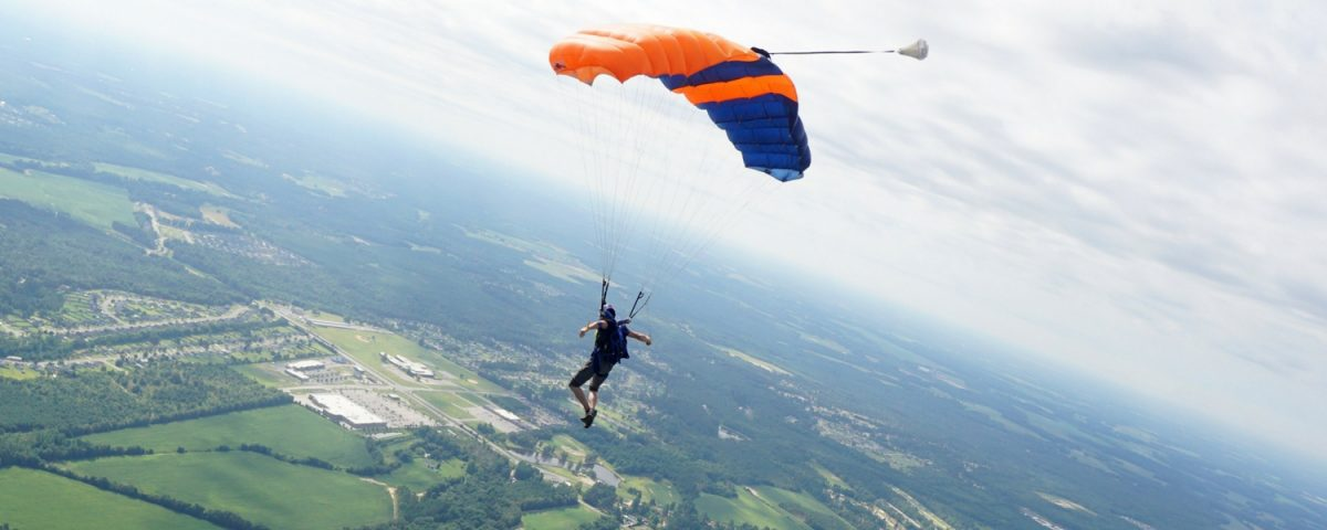 3 Ways in Which Weather Will Effect My Skydiving Day