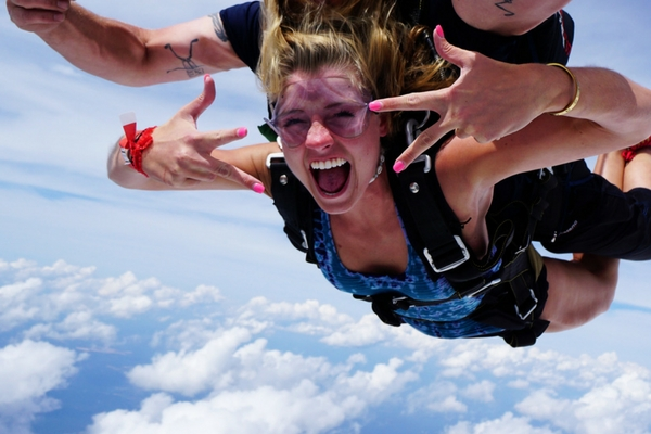 4 Foolproof Tips To Look Good In Your Video | Skydive