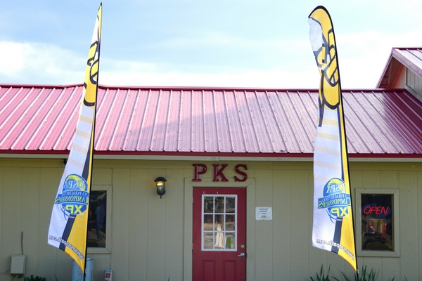 photo of entrance of PKS Bar & Grill