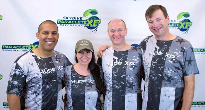 The Hype XP team