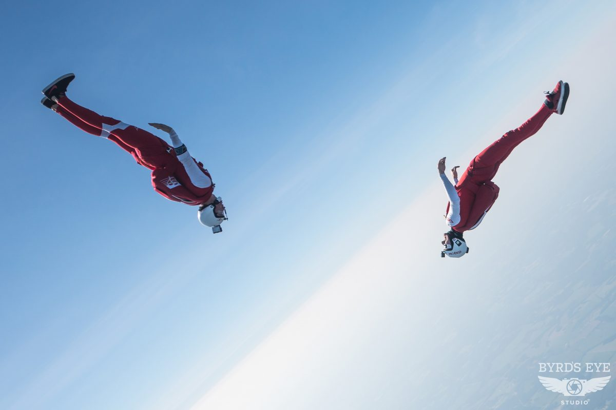 Axiom Freestyle Skydiving