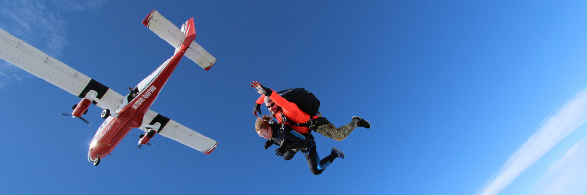 Choosing the Right Skydiving Center
