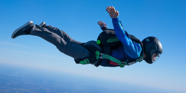 solo skydiving the greatest adventure