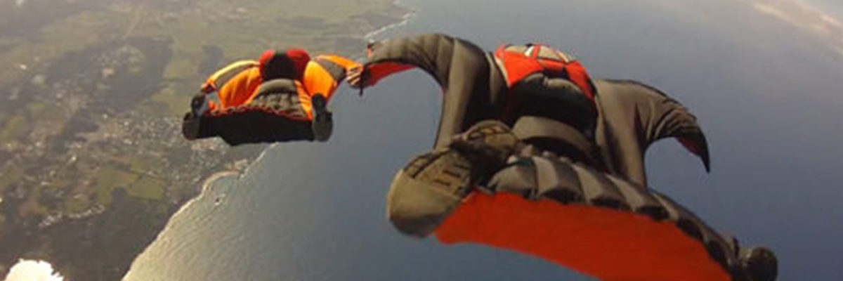skydiving canopy control