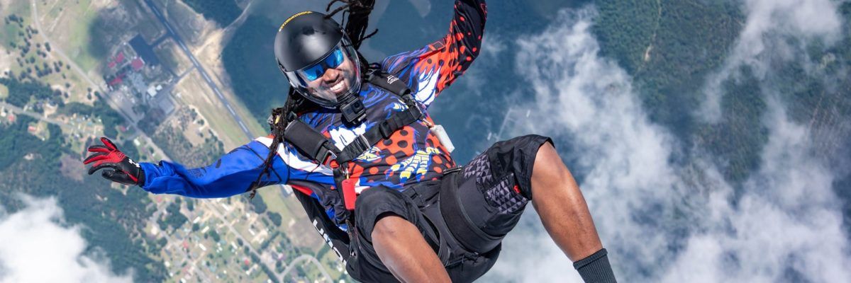 Beyond Solo Skydiving