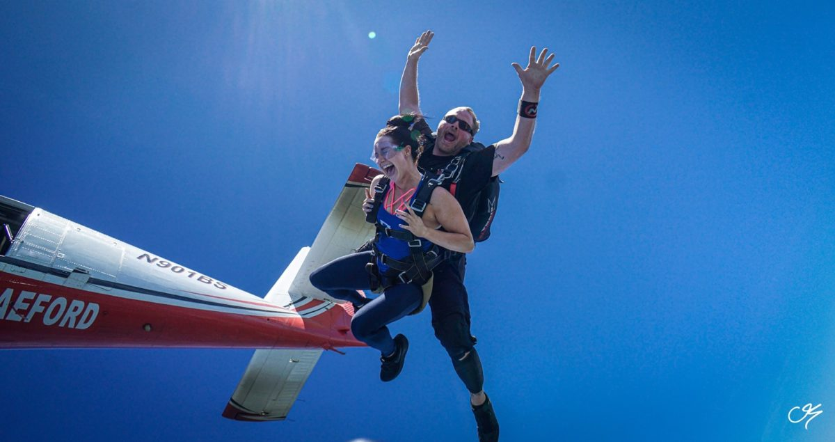 5 facts about skydiving