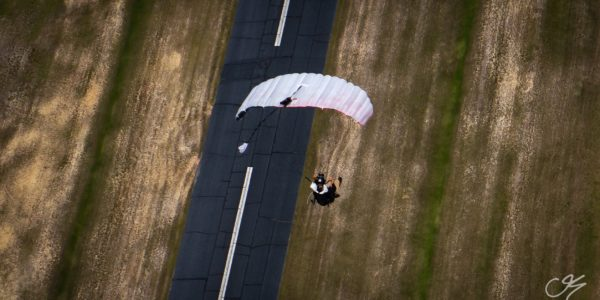 skydiving age